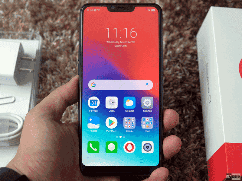 How to get the Realme C1 cheaper at Lazada on December 5