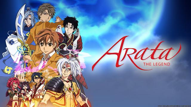 Download Arata Kangatari 12 Final HD Mediafire Free Download