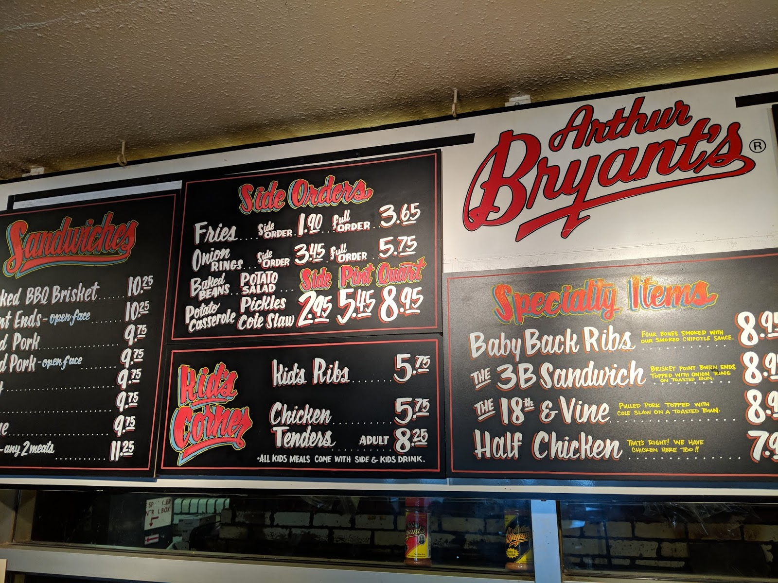 Kansas City Arthur Bryant S Barbeque