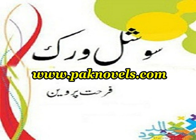 Social Work by Farhat Parveen