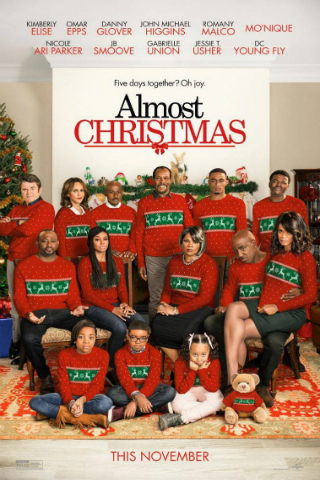 Almost Christmas [2016] [DVDR] [NTSC] [Latino]