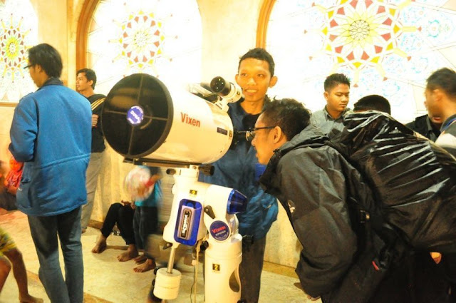 Kampus di Indonesia yang Ada Jurusan Astronomi
