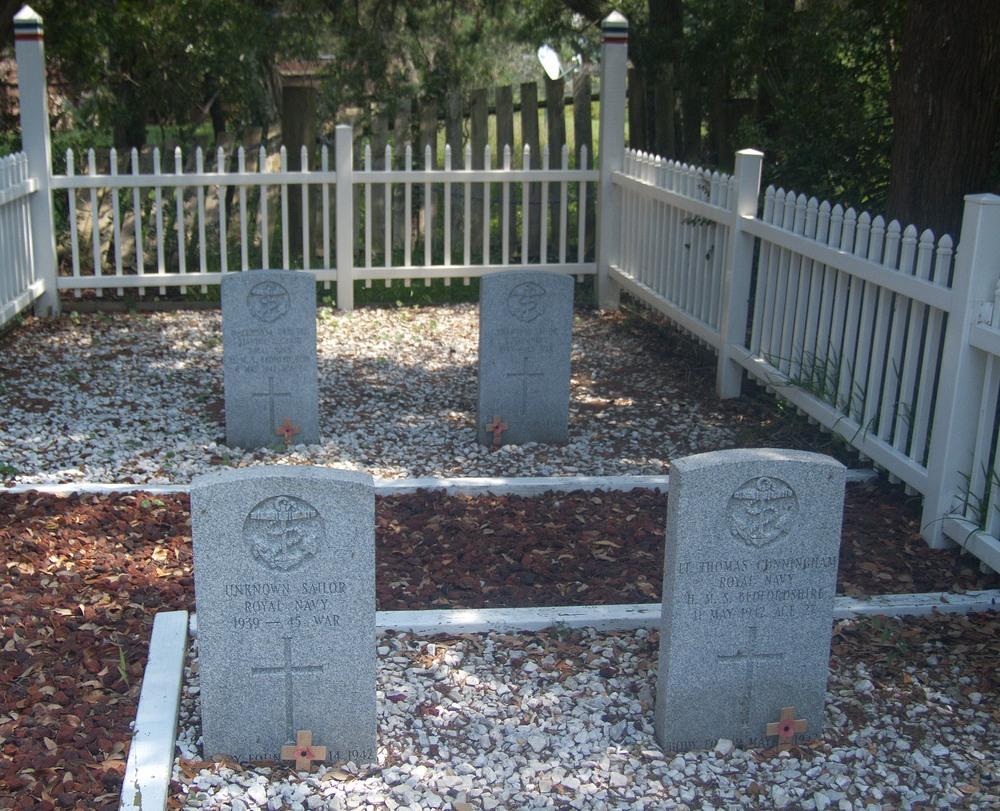 British Cemetery Ocracoke