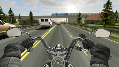 Traffic Rider screenshot 0