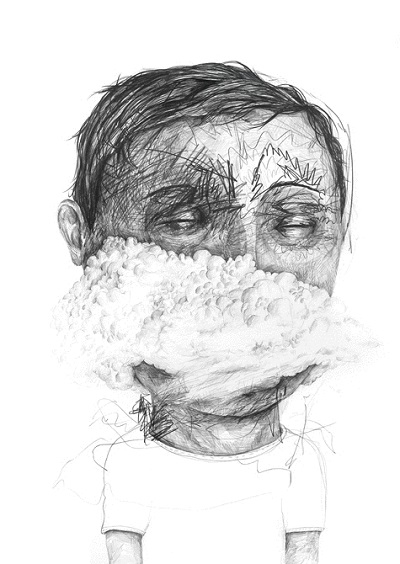 """Cumulus"" - Stefan Zsaitsits - 2011 
