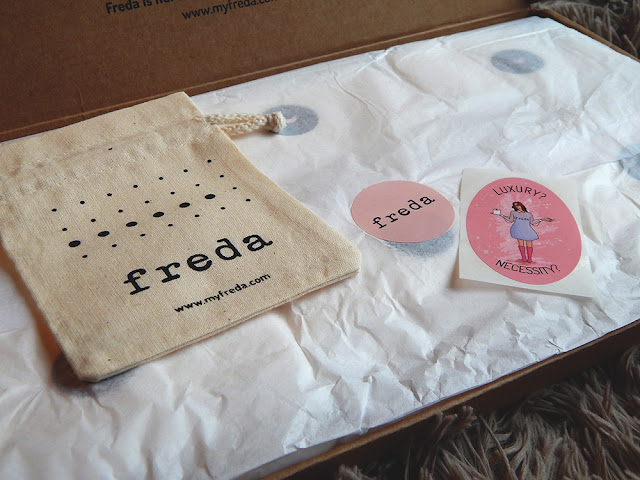 *Freda Period Subscription Box Review