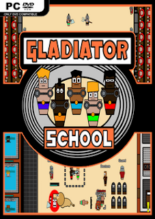 Download Gladiator School v0.63 PC Game Gratis