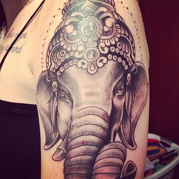 8 Best Ganesh Ji Ganpati Ji Tattoo Designs You Can Choose God