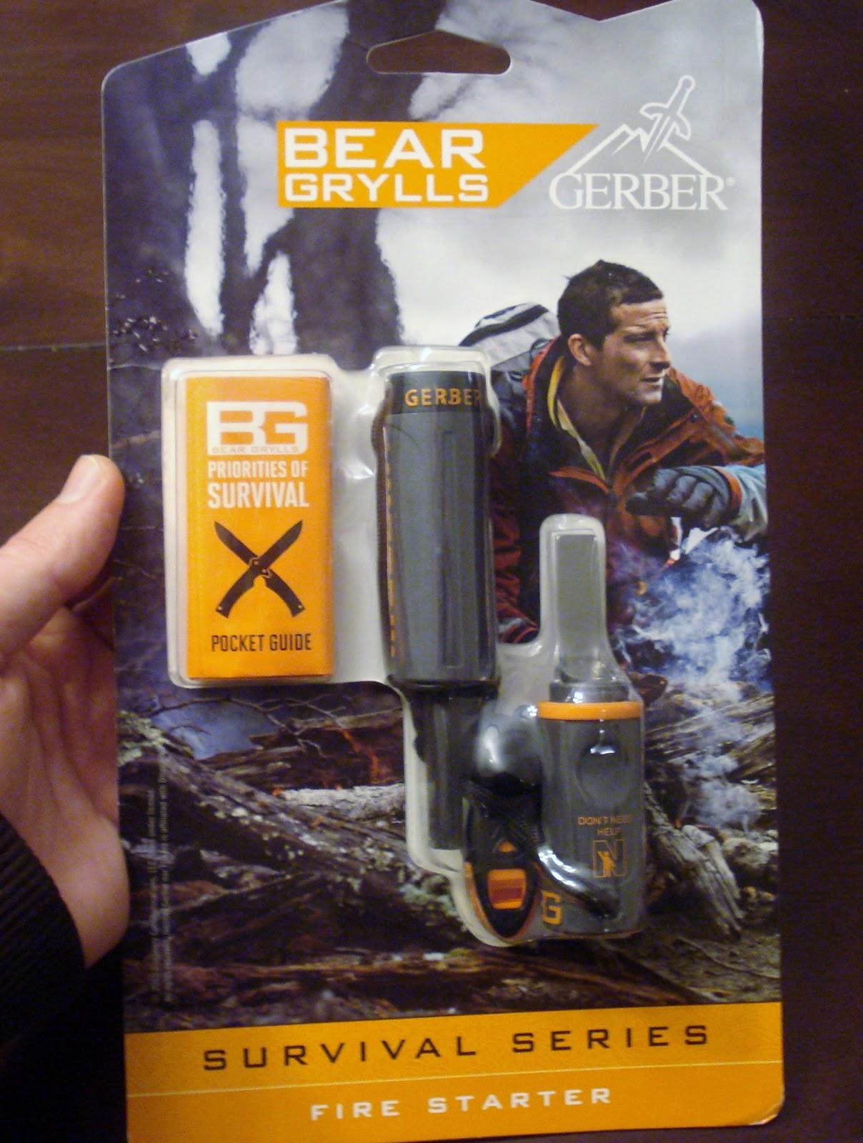 Bear Grylls Survival MASTER Series - 3741 *PRE-ORDER ...  |Bear Grylls Survival Series