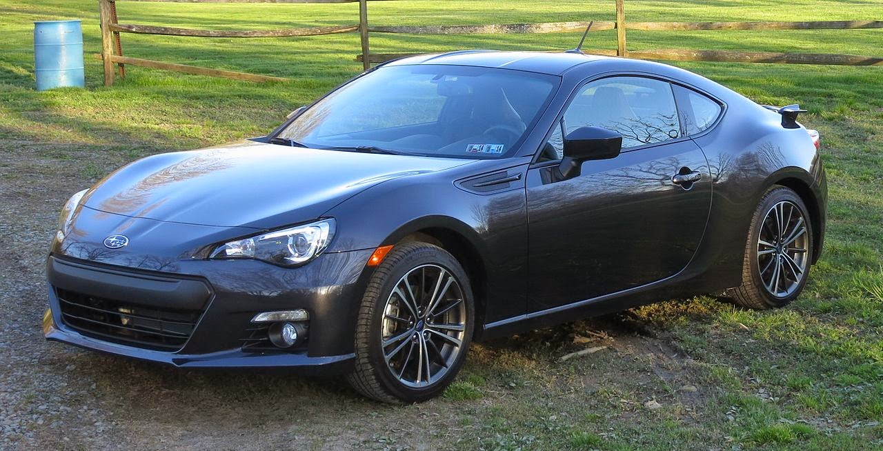 Motoring Malaysia News Subaru Brz May Be Axed Due To A Bmw Toyota