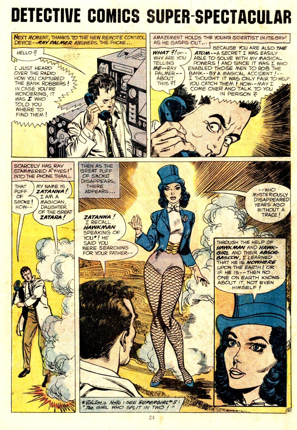 Detective Comics (1937) 438 Page 23