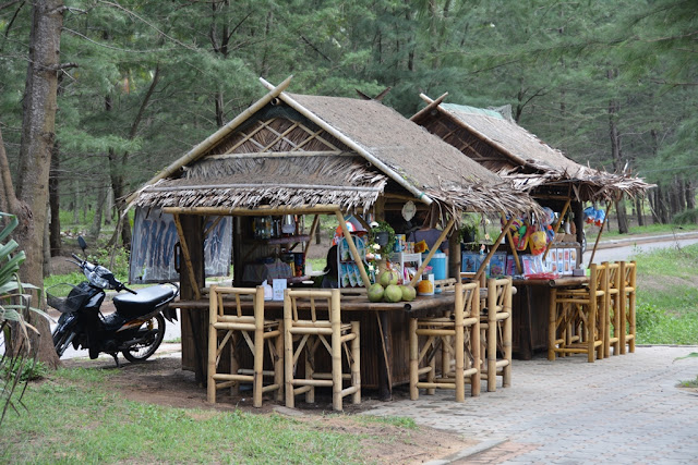 Mai Khao Beach local shop