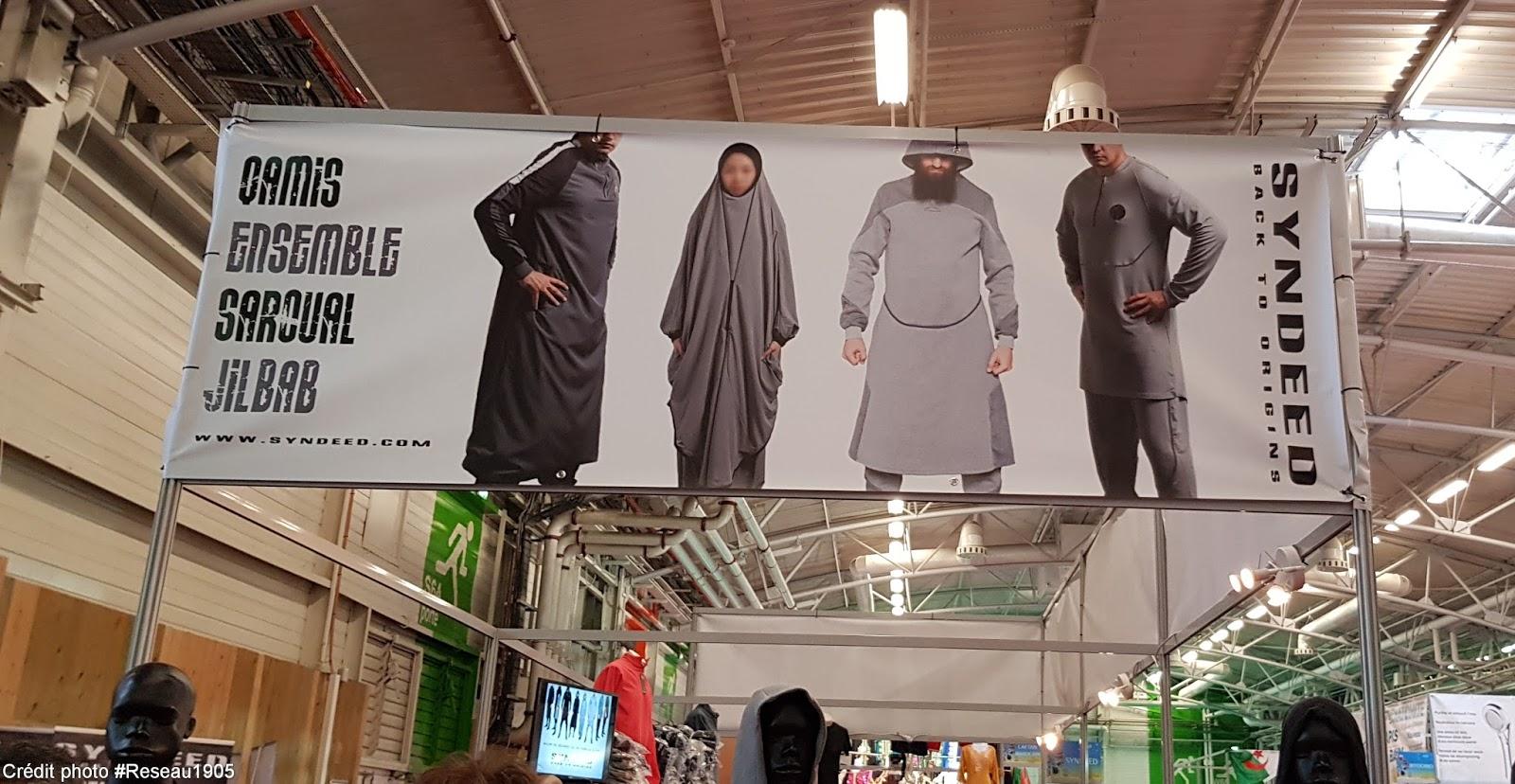 Un islamiste rencontre une femme en short. La datation.