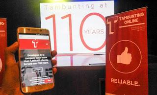 Tambunting Online Mobile