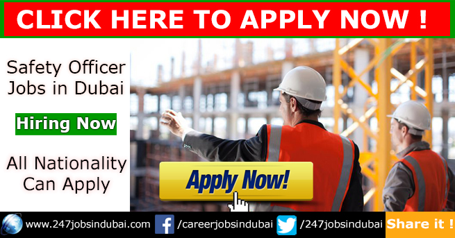 Recruitment for Safety Officer Jobs Interviews in UAE