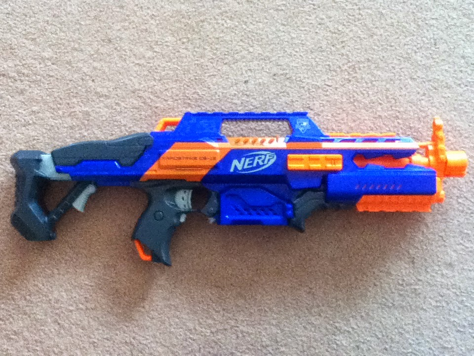 Outback Nerf Review Nerf Elite Rapidstrike Cs 18 20m