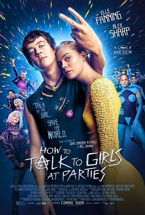 How to Talk to Girls at Parties - Legendado Torrent Download