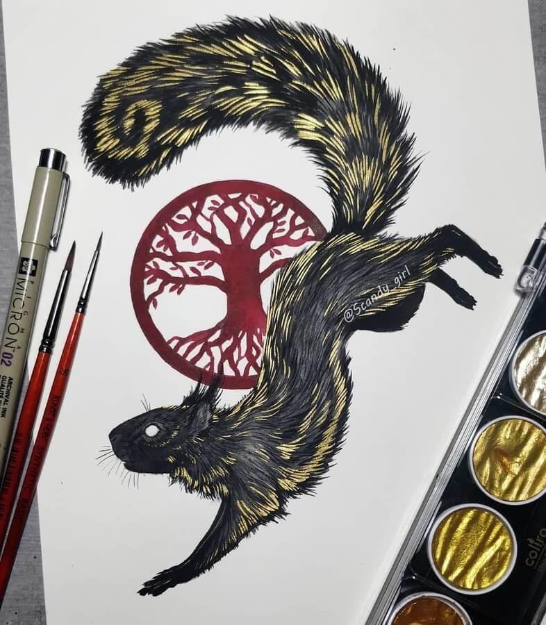 10-Ratatoskr-the-Squirrel-Jonna-Hyttinen-www-designstack-co