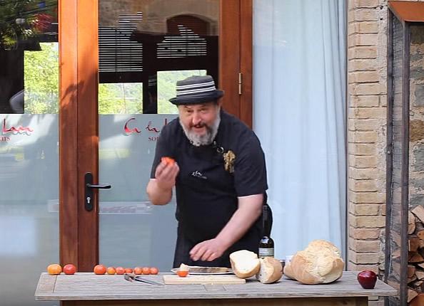 ignasi camps explica el pa amb tomàquet