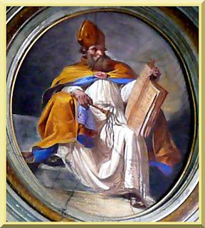 Saint Ambrose of Milan. Saint Quote