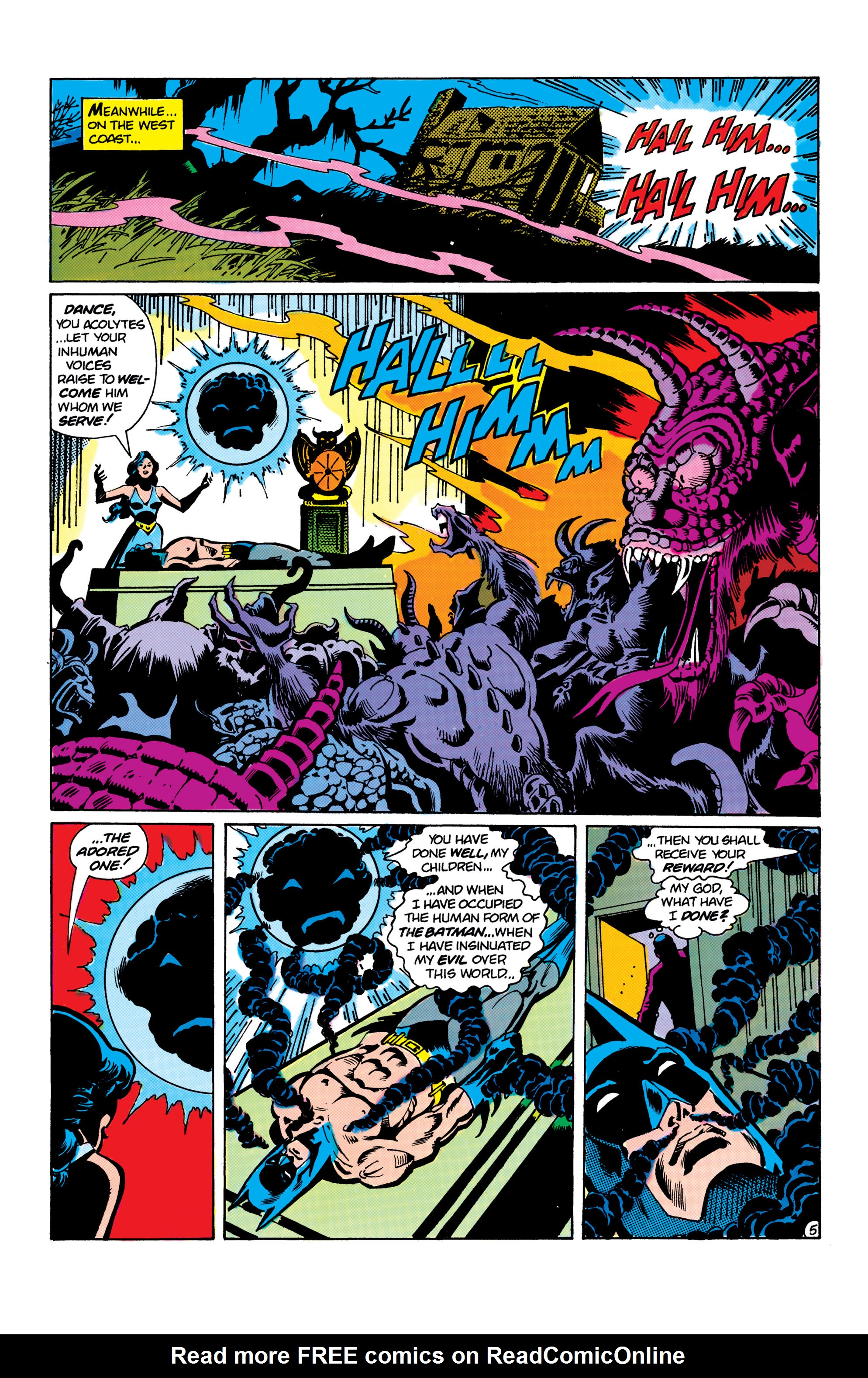 Read online World's Finest Comics comic -  Issue #288 - 6