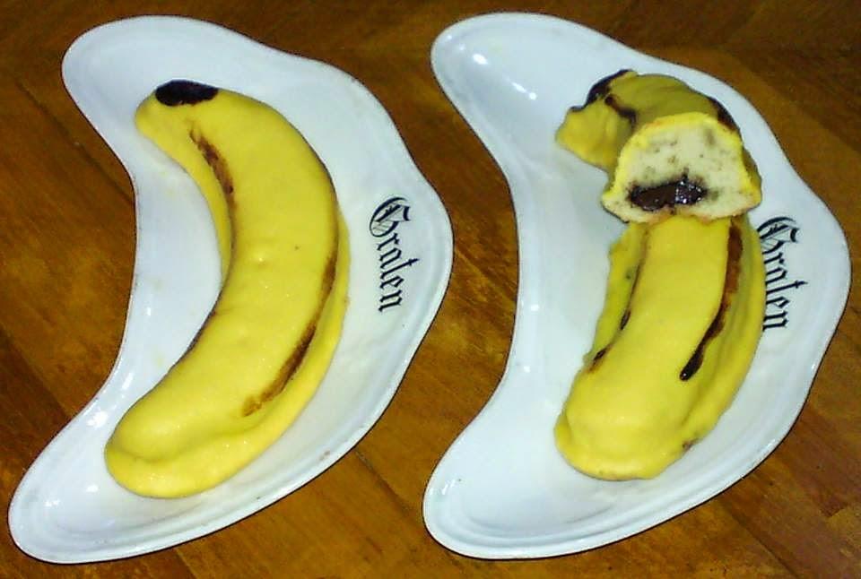 Resep Banana Cake Ala Jepang: Beranea Ragam Makanan Dan Minuman Istimewa..: Cara Membuat