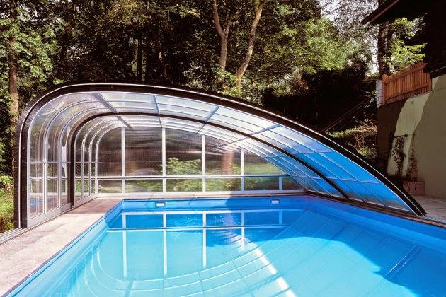 Techos de policarbonato simples de instalar y muy for Materiales para cubiertas exteriores