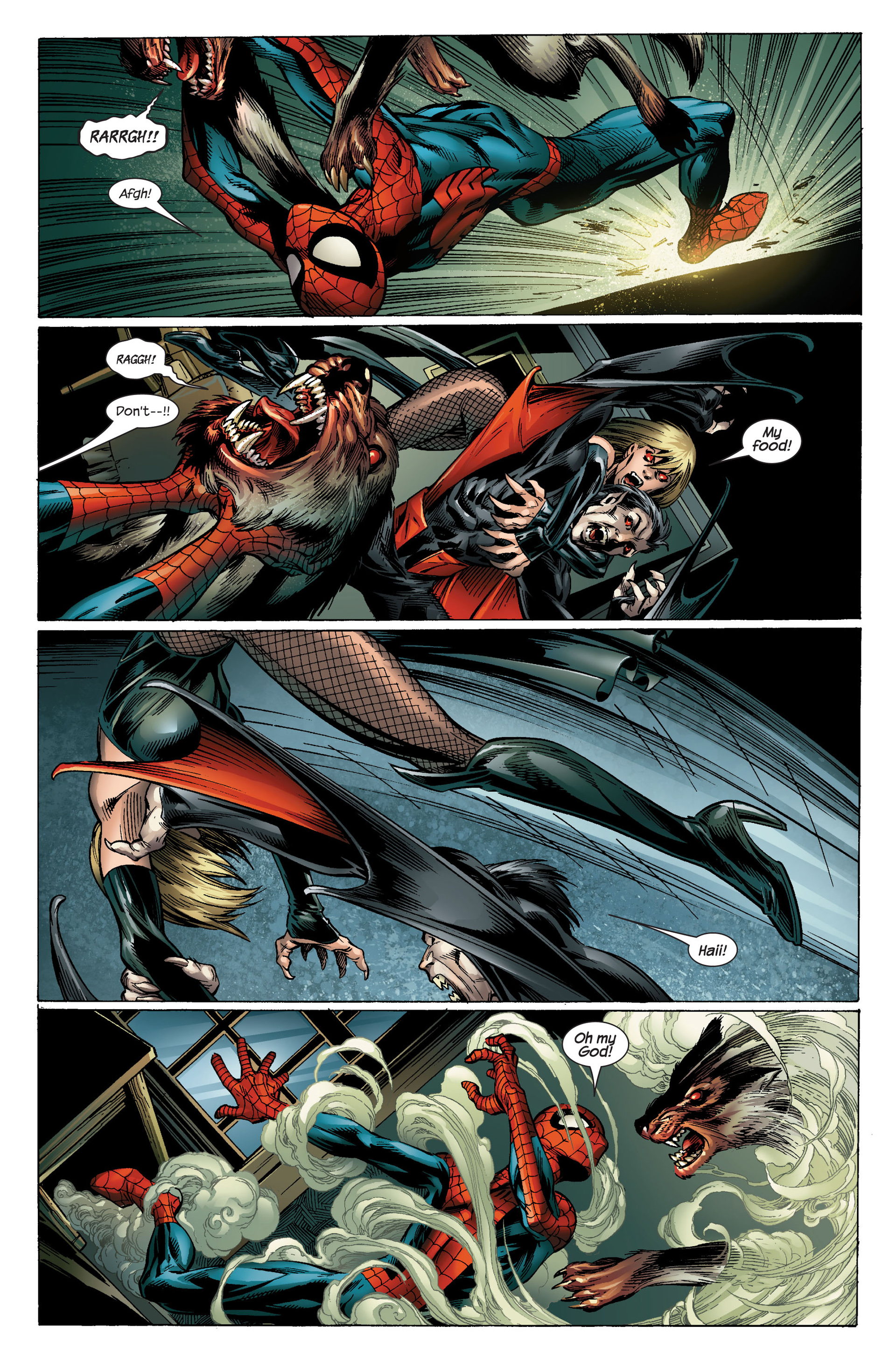 Read online Ultimate Spider-Man (2000) comic -  Issue #96 - 5