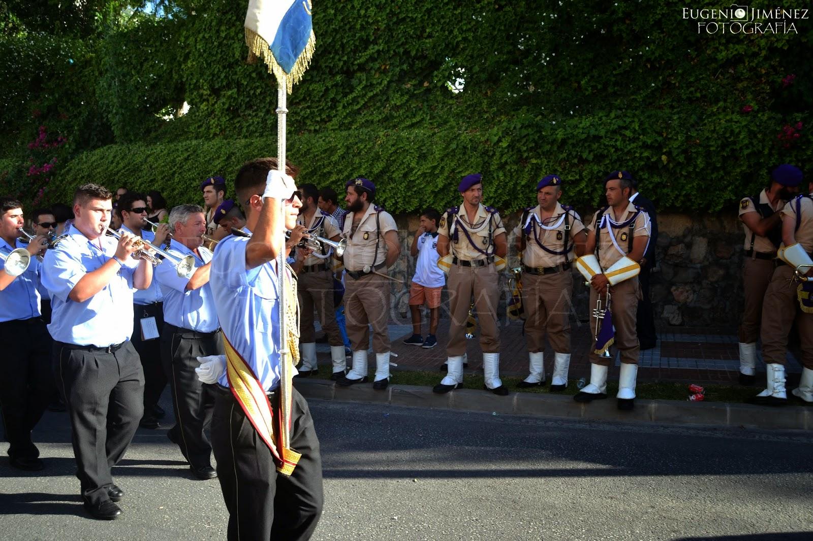 Resultado de imagen de Fiesta de San Roque (Alhaurín el Grande)