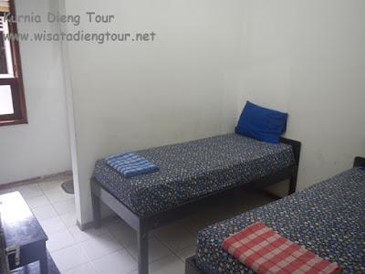 kamar hotel petra wonosobo