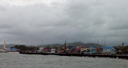 Puasa Hari Pertama, Hujan Terus Guyur Bentengn Selayar