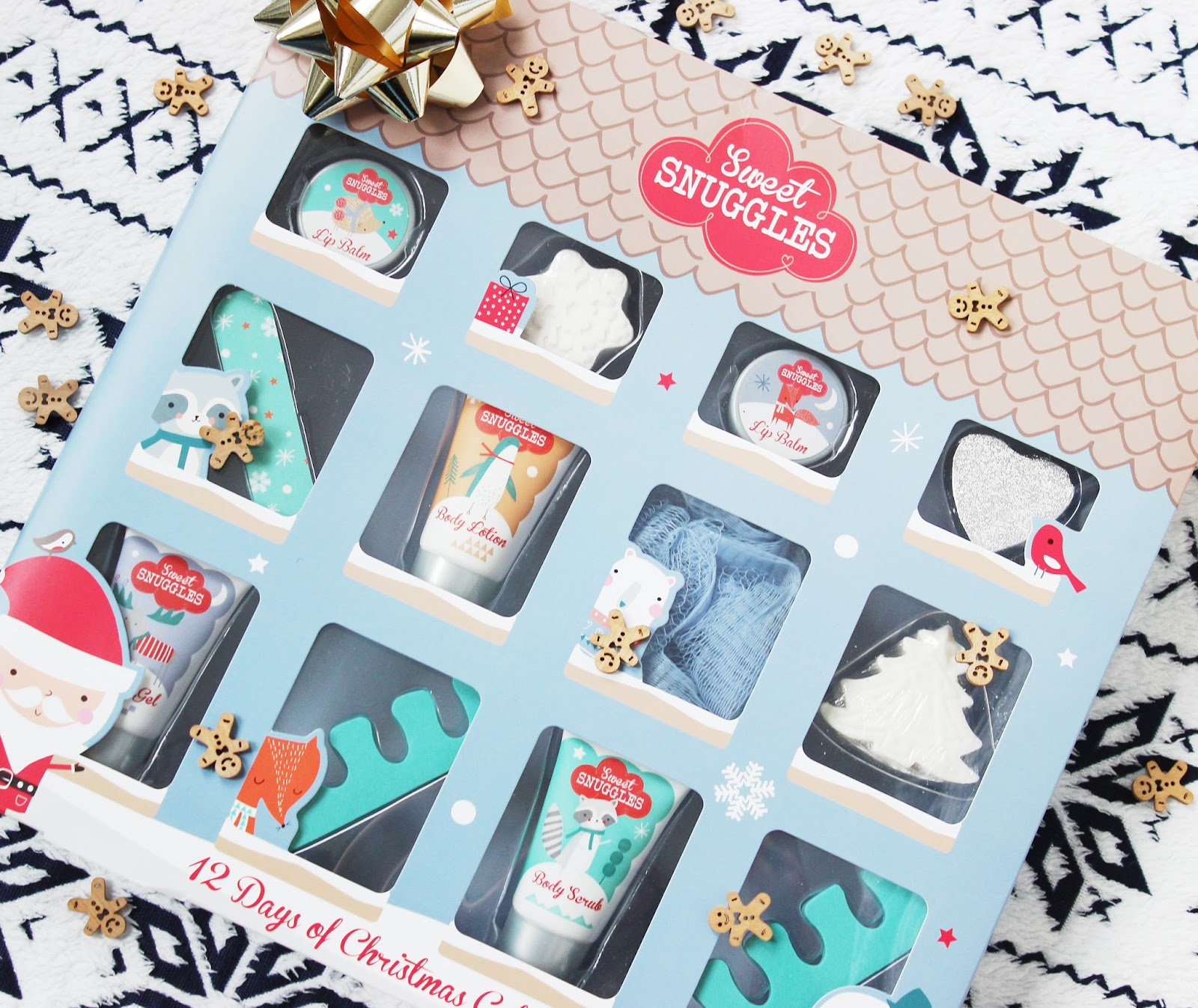 Budget friendly beauty advent calendars for £15 or less