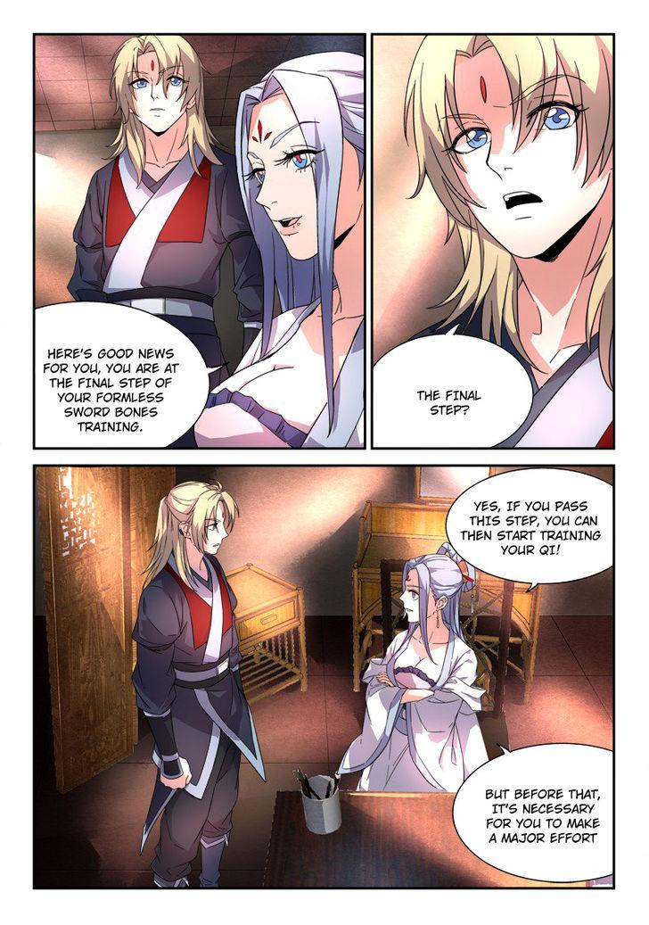 Spirit Blade Mountain - Chapter 39