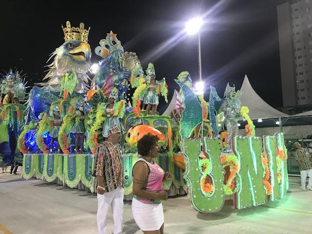 União Imperial é grande Campeã do Carnaval de Santos 2018 51a95ace6d5