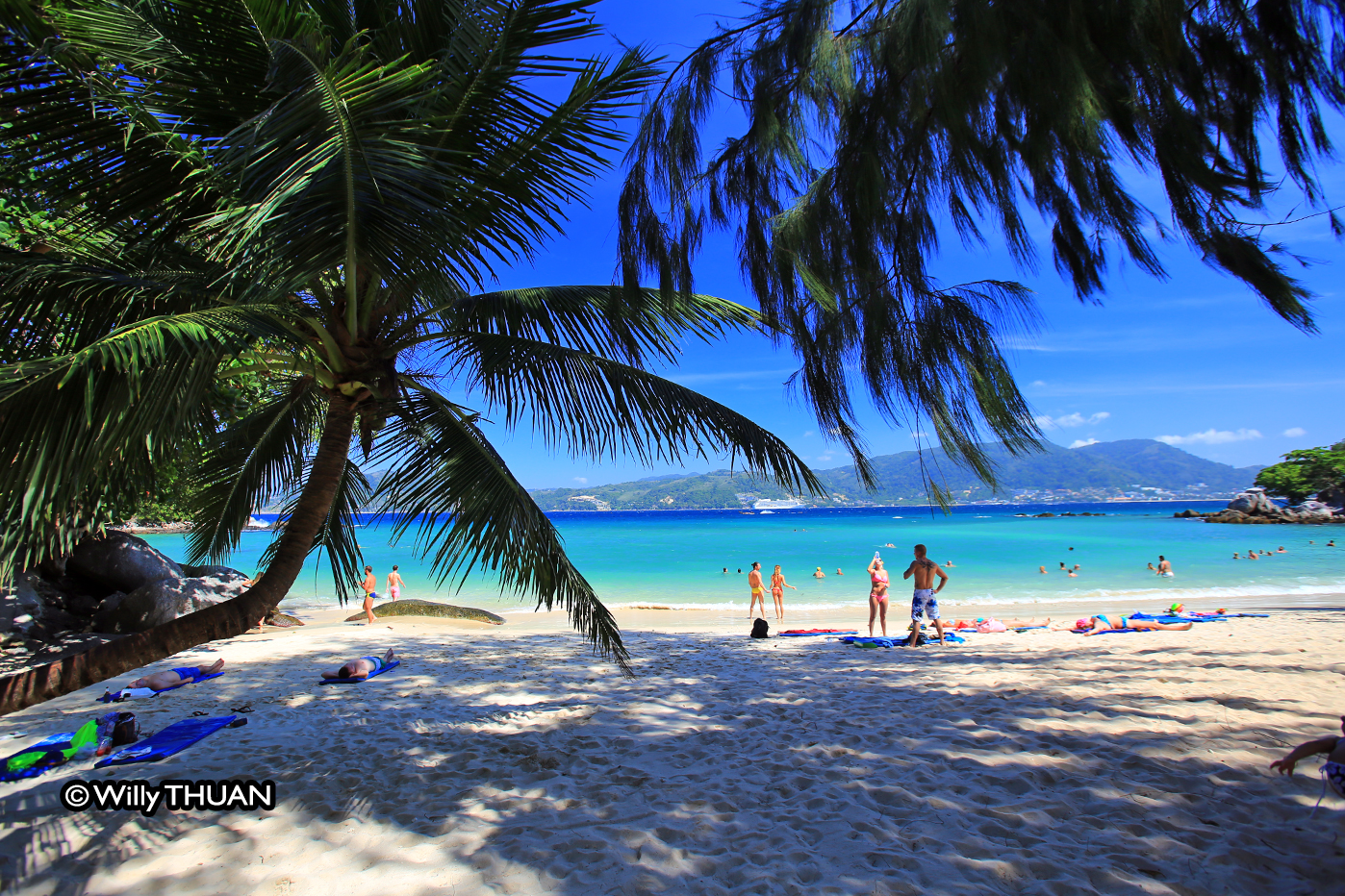 Paradise Beach In Phuket Phuket 101