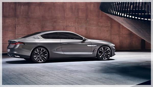 2020 BMW 9-Series Coupe Rumors Release