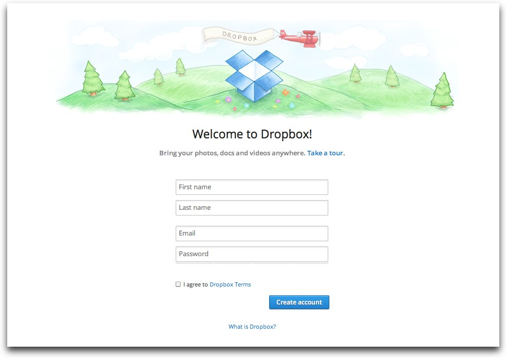 Bling For Your Blog: How to use Dropbox to add media to your