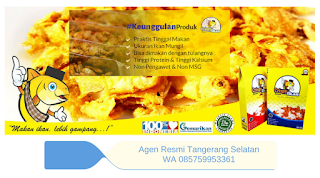 Crispy Ikan Sipetek Masperfood - Aang Permana - Harga Grosir