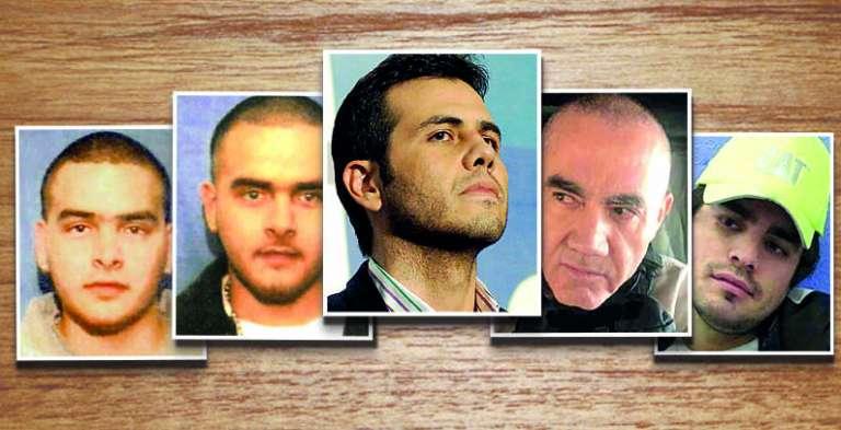 Los amigos se convirtieron en 'sapos' en juicio contra el 'Chapo'