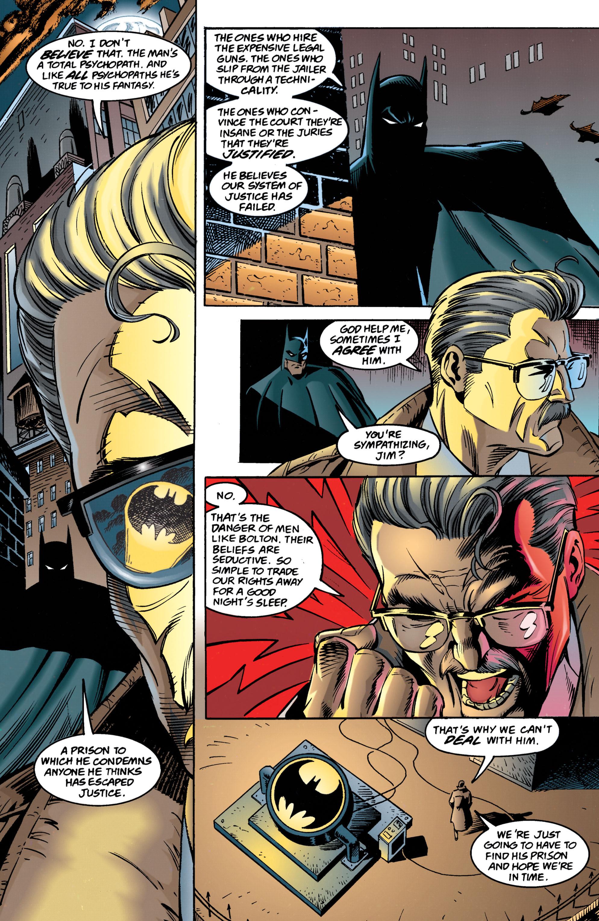 Detective Comics (1937) 698 Page 5