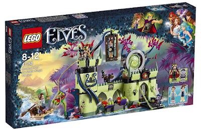 LEGO Elves - 41188 Fuga de la fortaleza del rey de los duendes | 2017 | Juego de Construcción | caja JUGUETE