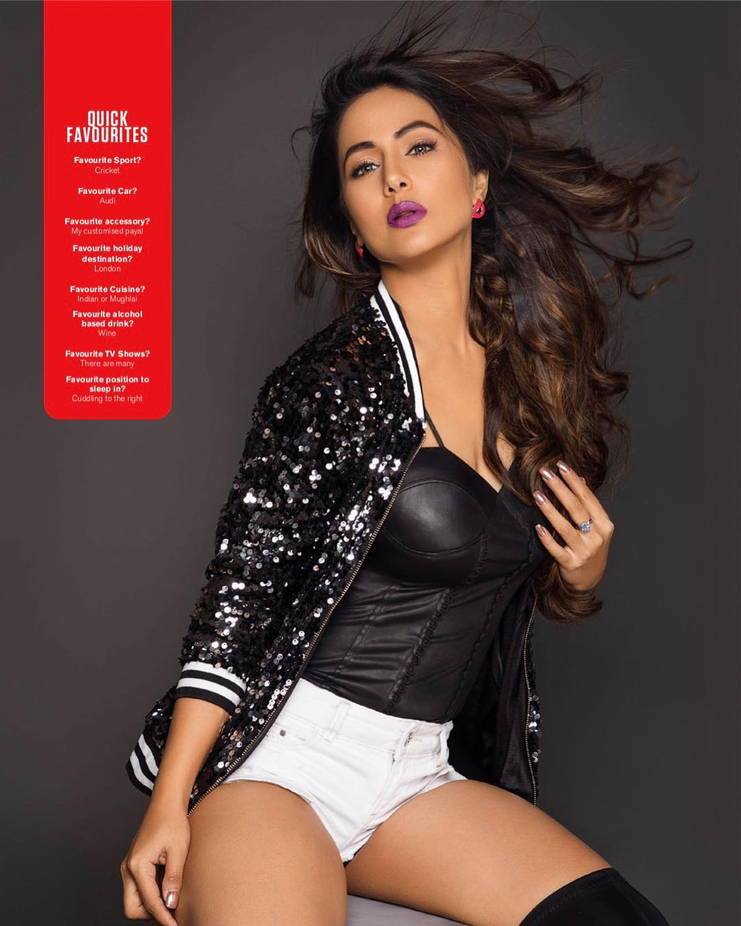 Hina Khan looking stunning in photoshoot for FHM