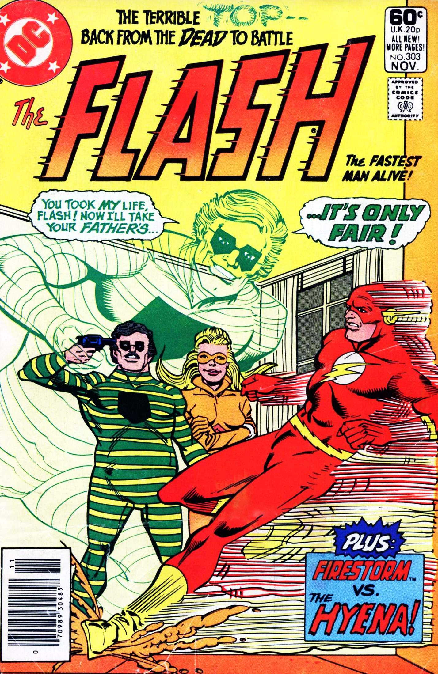 The Flash (1959) 303 Page 1