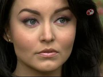 Blog Melina Beraldo  Maquiagem Teresa  Angelique Boyer