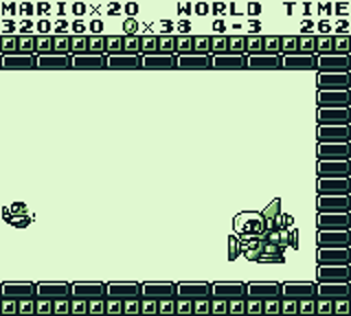 Super Mario Land: Super Mario Land, 1989 - What about channel 4?