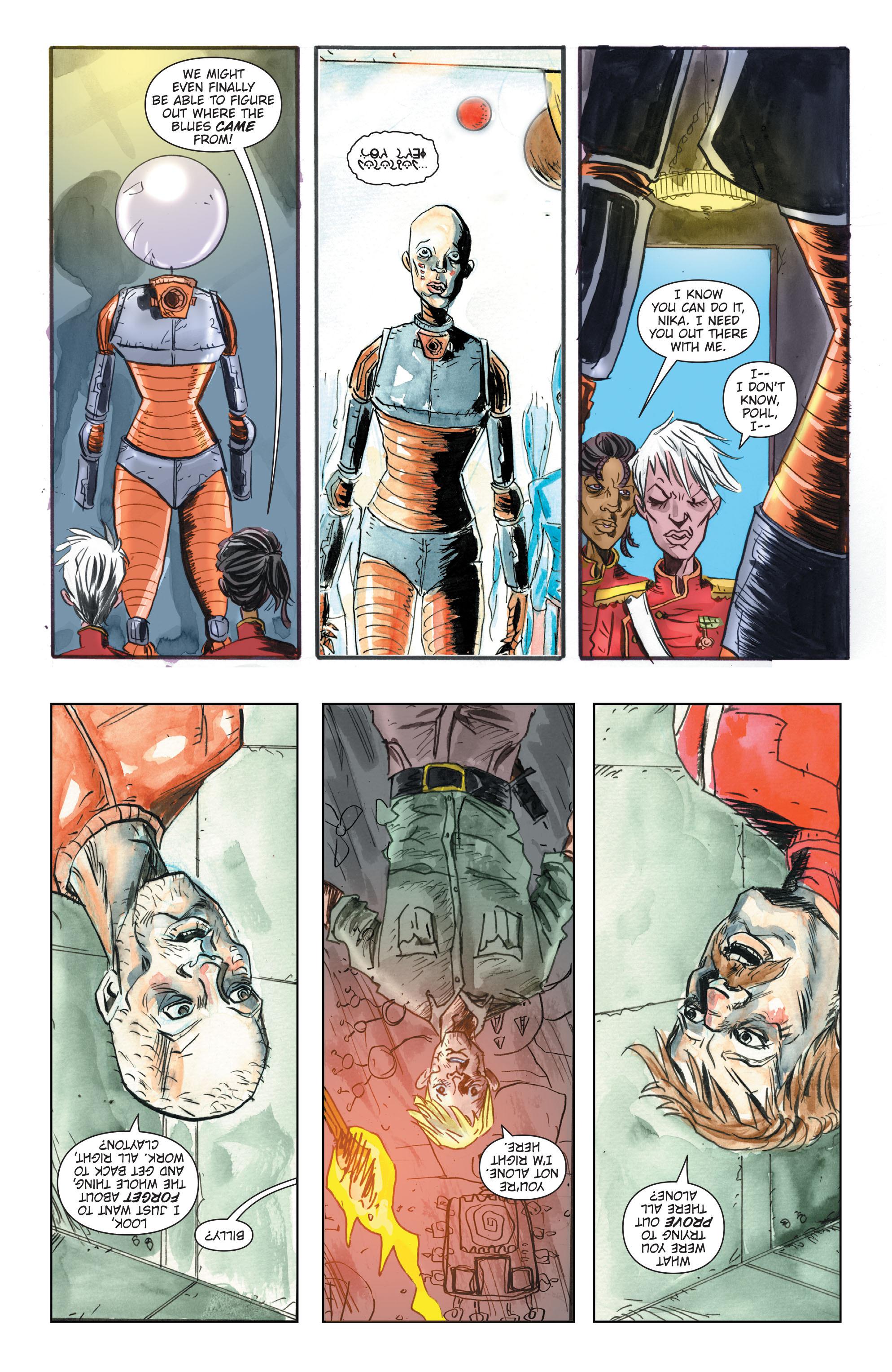 Read online Trillium comic -  Issue # TPB - 112