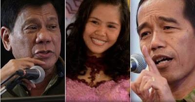 Jokowi soal Mary Jane
