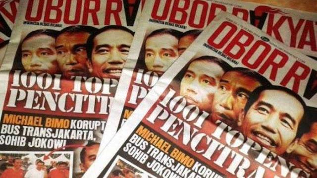Obor Rakyat Ingin Kembali Terbit, Benarkah Ungkap Fakta dari Isu Kebangkitan PKI?