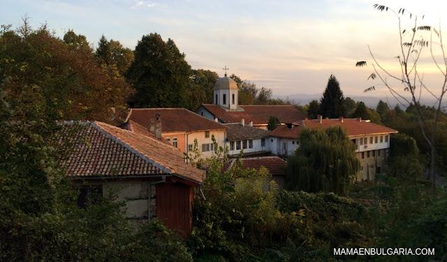 monasterio de san Nicolás el Milagroso Veliko Tarnovo Bulgaria