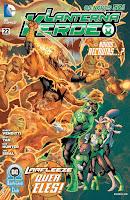 Os Novos 52! Lanterna Verde #22